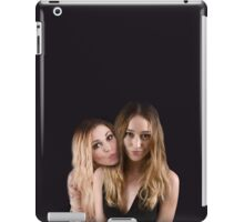 Eliza Taylor and Alycia Debnam Carey - Comic Con - The 100 Poster iPad Case/Skin
