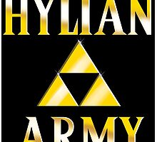 Hylian Army by DoubleMawChaos