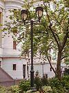 City Hall Courtyard  Philadelphia  PA  USA by MotherNature