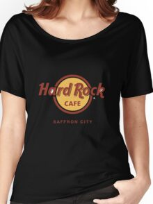 Hard Rock Cafe Pokemon Saffron City Women's Relaxed Fit T-Shirt
