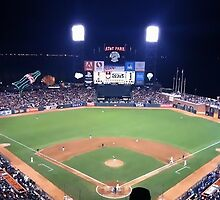 At&t Park by krgold15