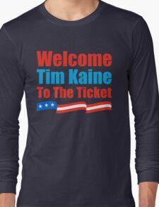 Clinton Kaine Long Sleeve T-Shirt