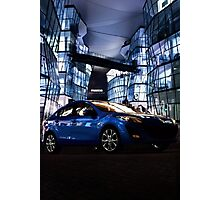 Mazda - Passion for the road Photographic Print