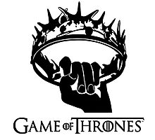 GAME OF THRONES Photographic Print