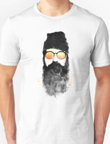 Hipster Chillin Unisex T-Shirt