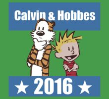 Calvin and Hobbes 2016 One Piece - Short Sleeve