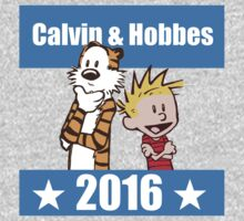 Calvin and Hobbes 2016 One Piece - Long Sleeve