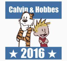 Calvin and Hobbes 2016 Kids Tee