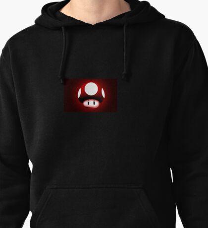 MARIO MUSHROOM  Pullover Hoodie