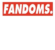 fandoms by fandom-wear