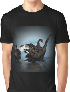 Black Swans Graphic T-Shirt