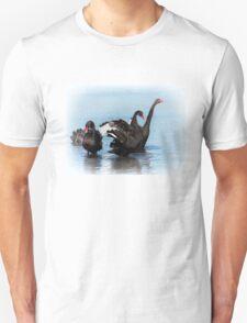 Black Swans Unisex T-Shirt