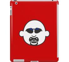 Baby Gangsta Face VRS2 iPad Case/Skin