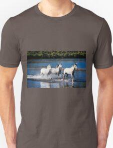 Run Wild and Free Unisex T-Shirt