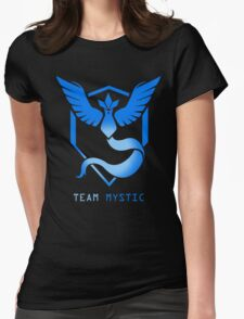 Mystic - Pokemon Go - Team Mystic Womens Fitted T-Shirt