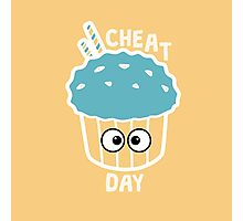 Cheat day! Photographic Print