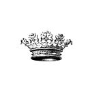 Vintage Crown by Vana Shipton