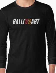ralliart logo Long Sleeve T-Shirt