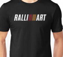 ralliart logo Unisex T-Shirt