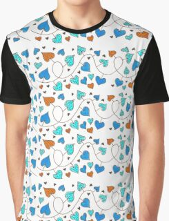 Heart on a rope Graphic T-Shirt