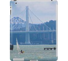 Fading Bay Bridge iPad Case/Skin