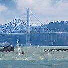 Fading Bay Bridge by David Denny