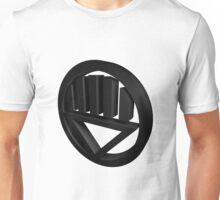 Black Lantern Death Unisex T-Shirt