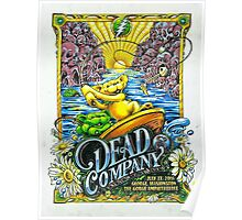 DEAD AND COMPANY SUMMER TOUR 2016 GEORGE WASHINGTON-THE GORGE AMPHITHEATRE Poster