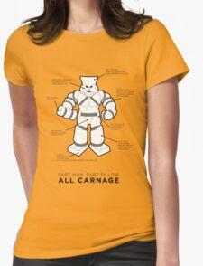 Pillowman   Community Womens Fitted T-Shirt