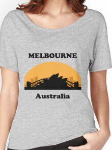 Sydney Tourist, Melbourne Clueless Women's Relaxed Fit T-Shirt