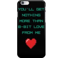8 Bit Love iPhone Case/Skin