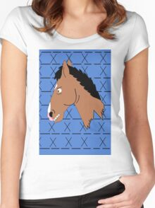 Bojack Women's Fitted Scoop T-Shirt