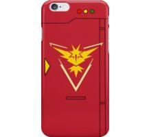 iPhone Pokemon GO Case - Team Instinct iPhone Case/Skin
