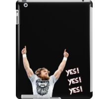 Daniel Bryan - YES! YES! YES! iPad Case/Skin
