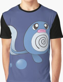 Poliwag Graphic T-Shirt