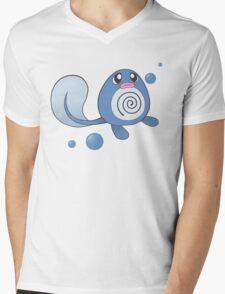 Poliwag Mens V-Neck T-Shirt