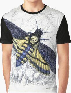 Death Moth Graphic T-Shirt