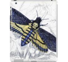 Death Moth iPad Case/Skin