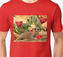 Sexy Meerkat Valentine Unisex T-Shirt