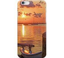 Ready And Waiting  iPhone Case/Skin