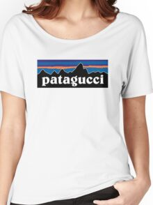 patagucci Women's Relaxed Fit T-Shirt