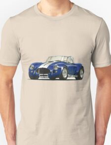 Cobra vintage sport car Unisex T-Shirt