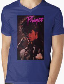 PRINCE Mens V-Neck T-Shirt