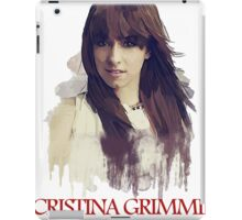grimmie iPad Case/Skin