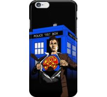 The Last Son of Gallifrey iPhone Case/Skin