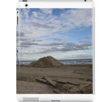Destruction from Hurricane Sandy iPad Case/Skin