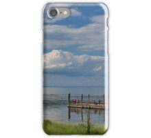 Kings Park Bluff (Panorama) iPhone Case/Skin
