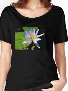 Water Lily Women's Relaxed Fit T-Shirt