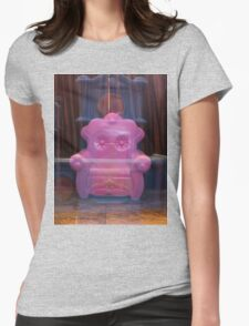 Toy Chair and Clock Womens Fitted T-Shirt