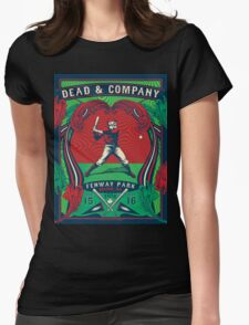 DEAD AND COMPANY SUMMER TOUR 2016 FENWAY PARK-BOSTON,MA Womens Fitted T-Shirt